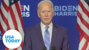Joe Biden 'confident' in victory, speaks to unity as votes continue to be counted | USA TODAY 4
