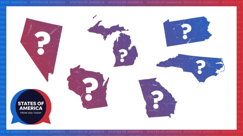 Election Results 2020: Is an electoral college tie a possibility? | States of America 1