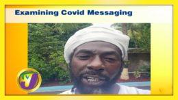Examining Covid Messaging - October 30 2020 8
