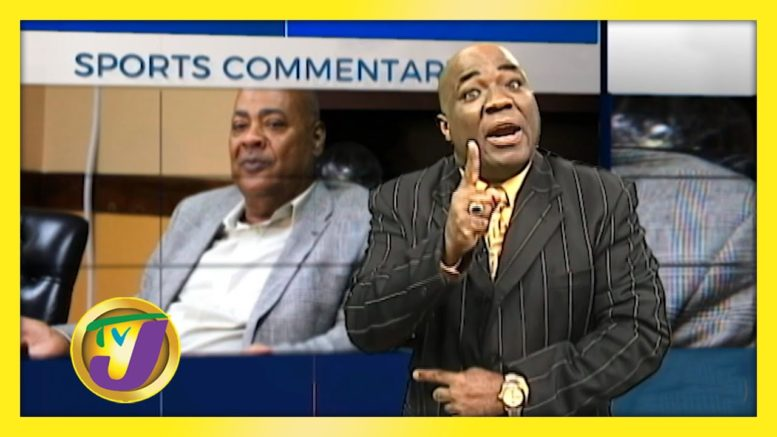 TVJ Sports Commentary - October 30 2020 1