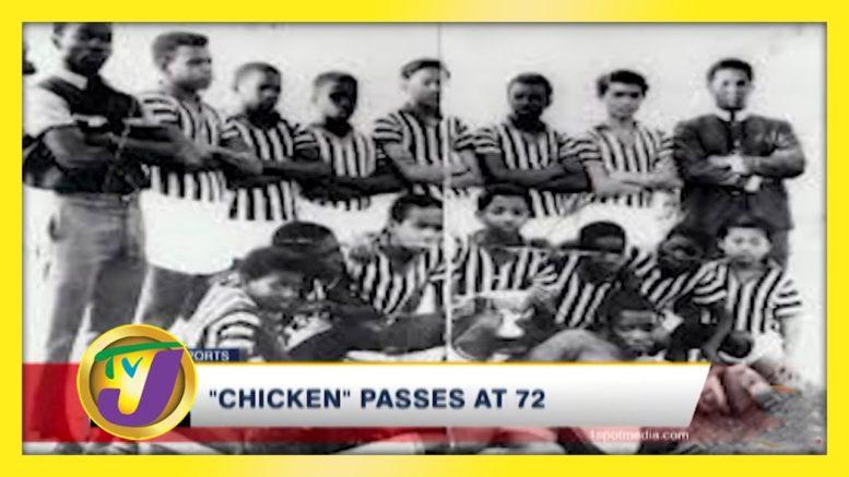 """Chicken"" Passes at 72 - October 31 2020 1"