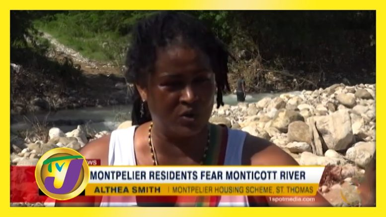 Montpelier Residents Fear Monticott River - October 31 2020 1