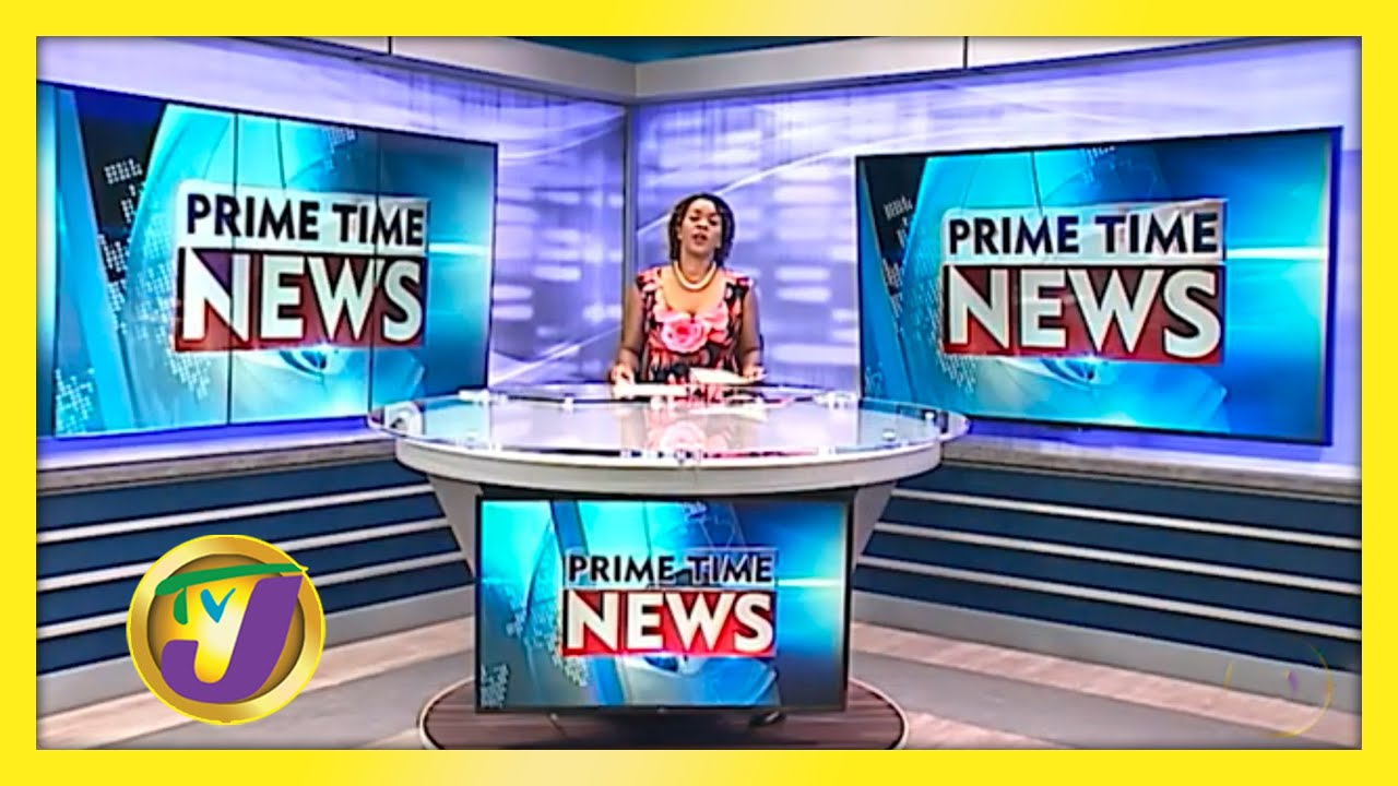 TVJ News: Headlines - November 1 2020 1