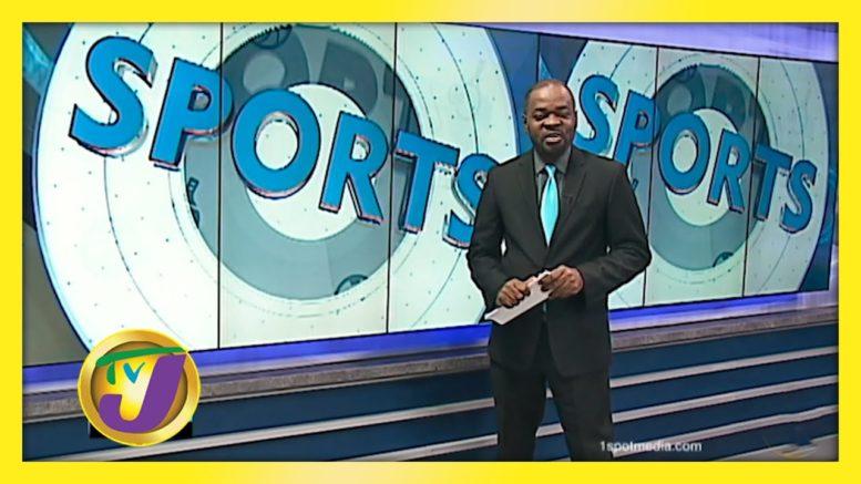 TVJ Sports News: Headlines - November 1 2020 1