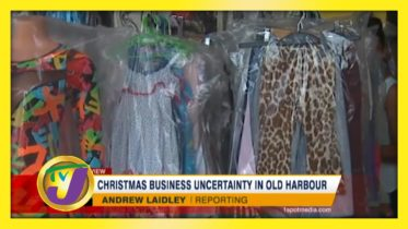 Christmas Business Uncertainty in Old Harbour - November 1 2020 6