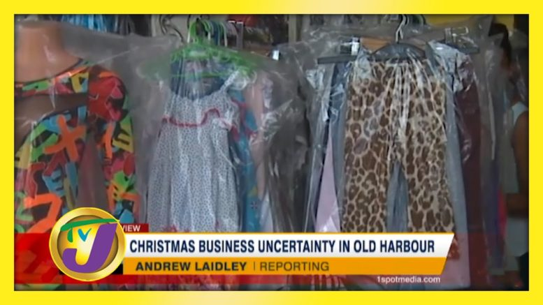 Christmas Business Uncertainty in Old Harbour - November 1 2020 1