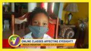 Online Classes Affecting Eyesight? - November 1 2020 3