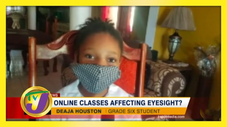 Online Classes Affecting Eyesight? - November 1 2020 1
