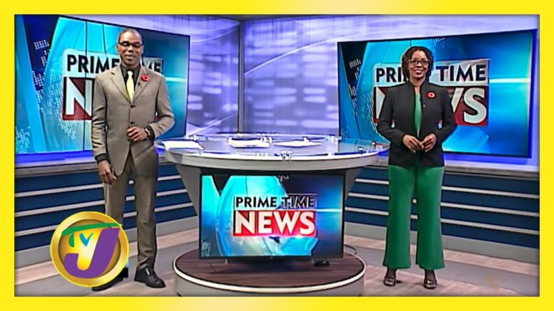 TVJ News: Headlines - November 2 2020 1