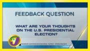 TVJ News: Feedback Question - November 2 2020 3