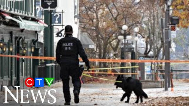 Suspect facing murder charges after deadly Quebec City sword attack 1
