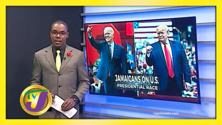 Jamaicans on US Presidential Race - November 2 2020 1