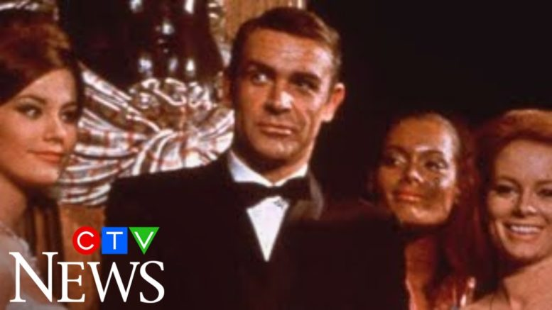 Looking back at legacy of Sean Connery 1