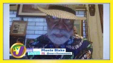 Monte Blake: TVJ Daytime Live Interview - November 3 2020 6
