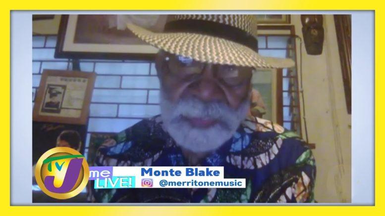 Monte Blake: TVJ Daytime Live Interview - November 3 2020 1
