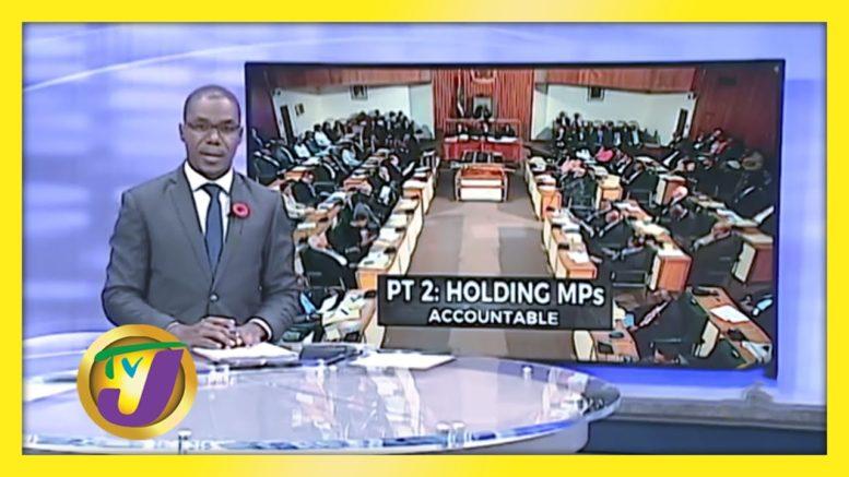 Holding MPs Responsible - November 3 2020 1