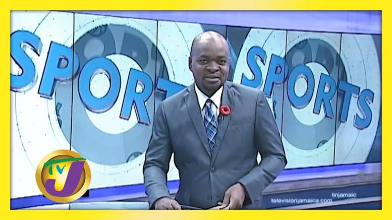 TVJ Sports News: Headlines - November 3 2020 1