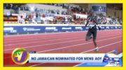No Jamaican Nominated for Men's A.O.Y - November 3 2020 3
