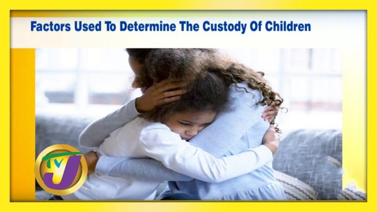 Factors used to Determine the Custody of Children - November 4 2020 1