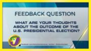 TVJ News: Feedback Question - November 4 2020 5