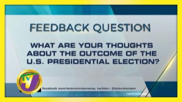 TVJ News: Feedback Question - November 4 2020 6
