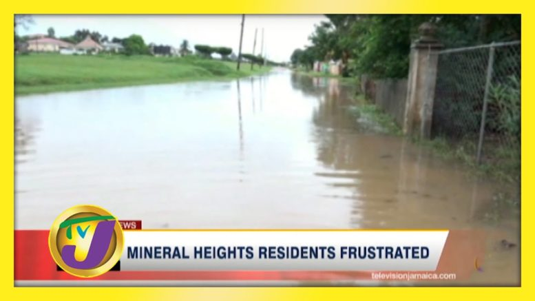 Mineral Heights Residents Frustrated - November 4 2020 1