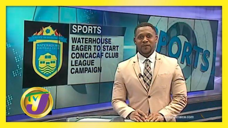 Waterhouse Ready Start of CONCACAF Club League - November 4 2020 1
