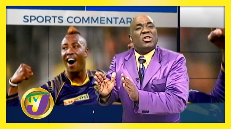 TVJ Sports Commentary - November 4 2020 1
