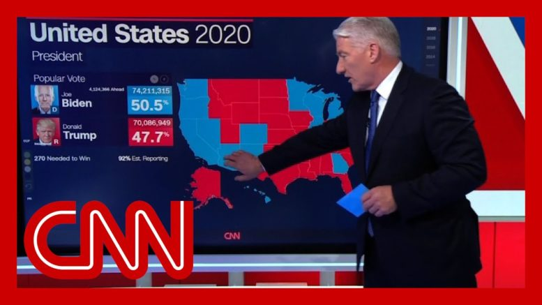 Why CNN hasn't projected an election winner yet 1
