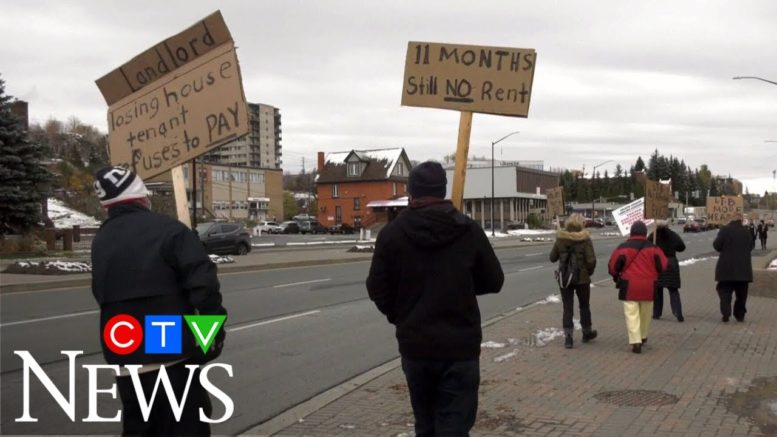 Ont. landlords say some tenants using pandemic to skip rent 1