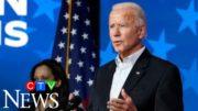Joe Biden pulling ahead in Pennsylvania and Georgia 2