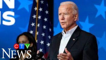Joe Biden pulling ahead in Pennsylvania and Georgia 6