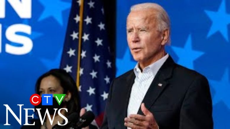 Joe Biden pulling ahead in Pennsylvania and Georgia 1