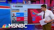 Kornacki: Biden Takes The Lead In Georgia, Further Gains Possible | MSNBC 3