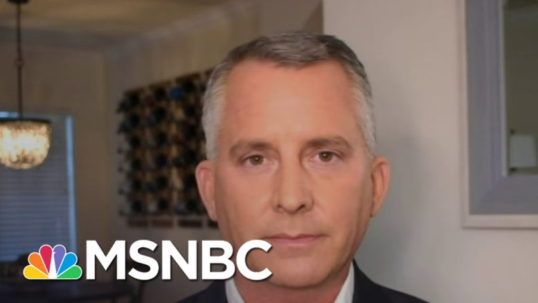 David Jolly: We Are Seeing The Contrast Of Joe Biden And Donald Trump | Deadline | MSNBC 1