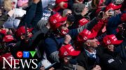 Trump rallies are linked to COVID-19 outbreaks says study 5