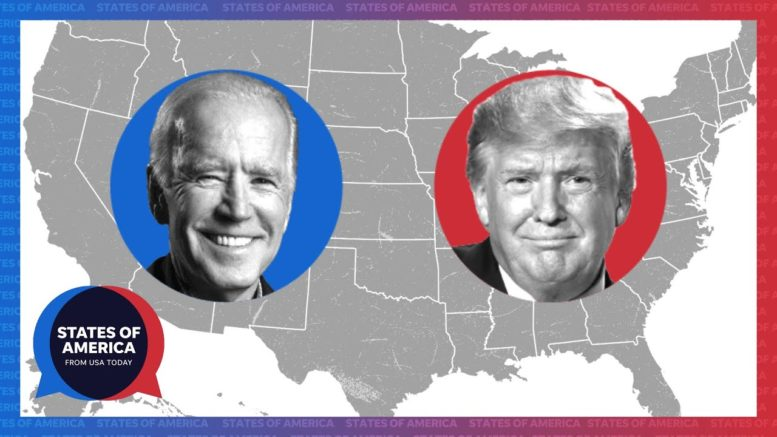 Why is the presidential election so close? | States of America 1