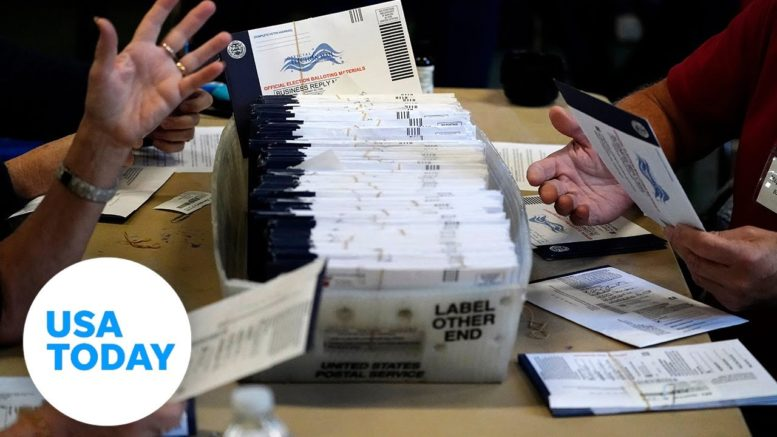 Pennsylvania vote count approaches definitive | States of America 1