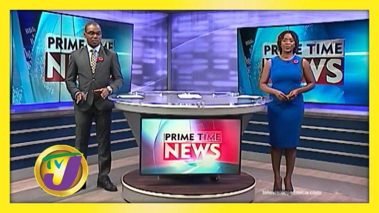 TVJ News: Headlines - November 6 2020 1