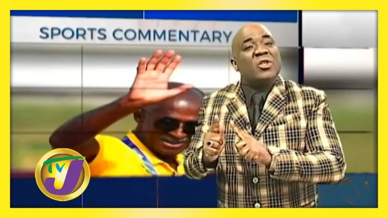 TVJ Sports Commentary - November 5 2020 1