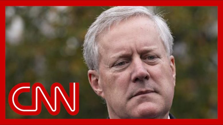 White House chief of staff Mark Meadows tests positive for coronavirus 1