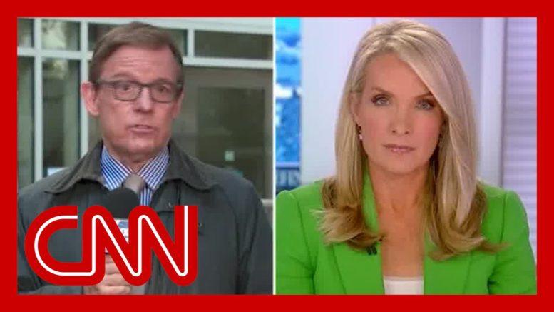 'That's not true': Fox News reporter fact-checks host on air 1