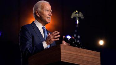 Biden speaks in Delaware: 'We're going to win this race' 6