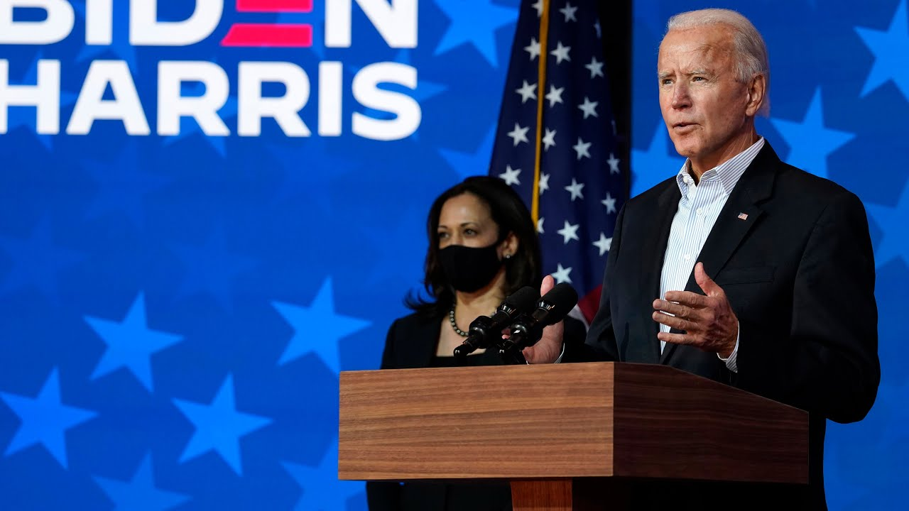 Joe Biden has won the U.S. election after record turnout: The Associated Press 9