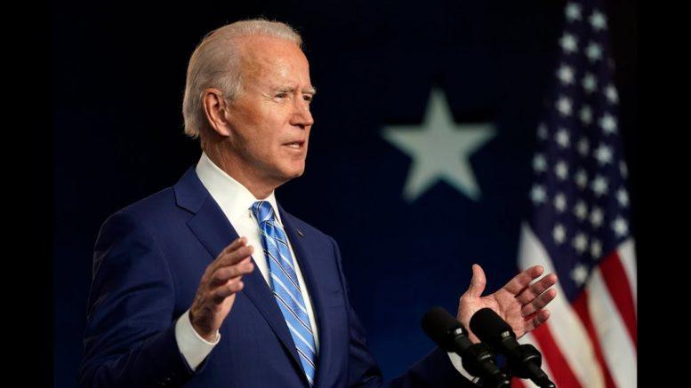 How should Joe Biden tackle the COVID-19 pandemic? 1
