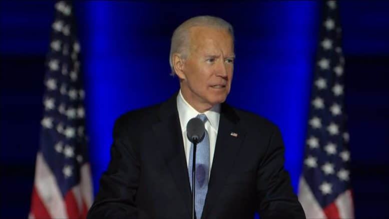 Biden: 'Let this grim era of demonization in America begin to end here and now' 1