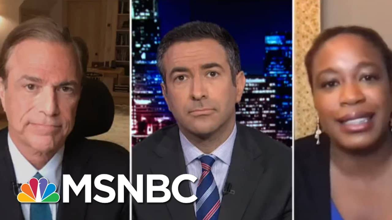 New: Biden Wins More Votes For POTUS Than Anyone In History | The Beat With Ari Melber | MSNBC 2