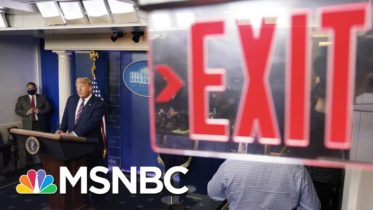 WAPO: A Trump Concession Speech Is Unlikely If He Loses | The 11th Hour | MSNBC 6