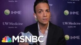 Vin Gupta Explains What You Can Do Now To Protect Against Covid-19 | The 11th Hour | MSNBC 2