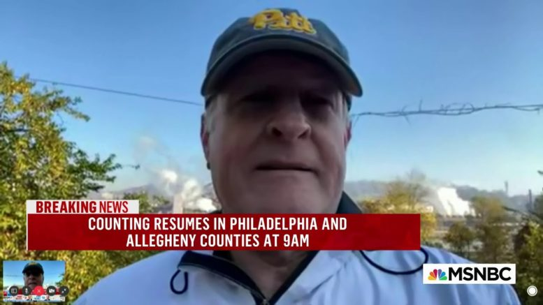 Allegheny County Executive: Everything Is On Camera | Morning Joe | MSNBC 1